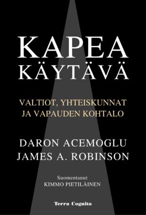 Acemoglu ja Robinson: Kapea käytävä