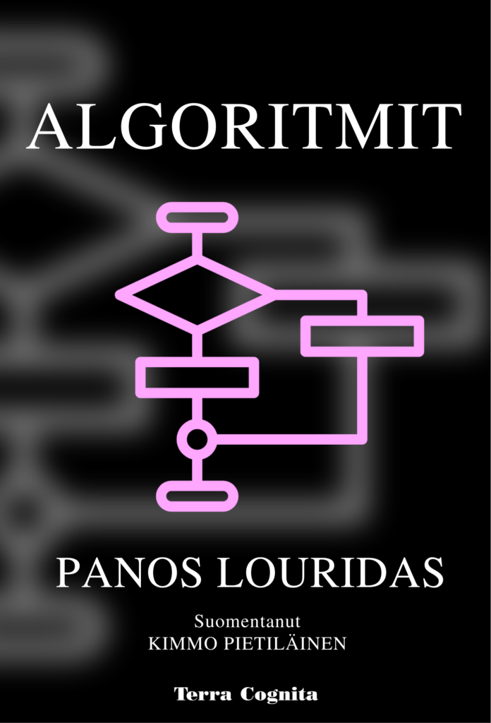 Panos Louridas, Algoritmit (kansi)