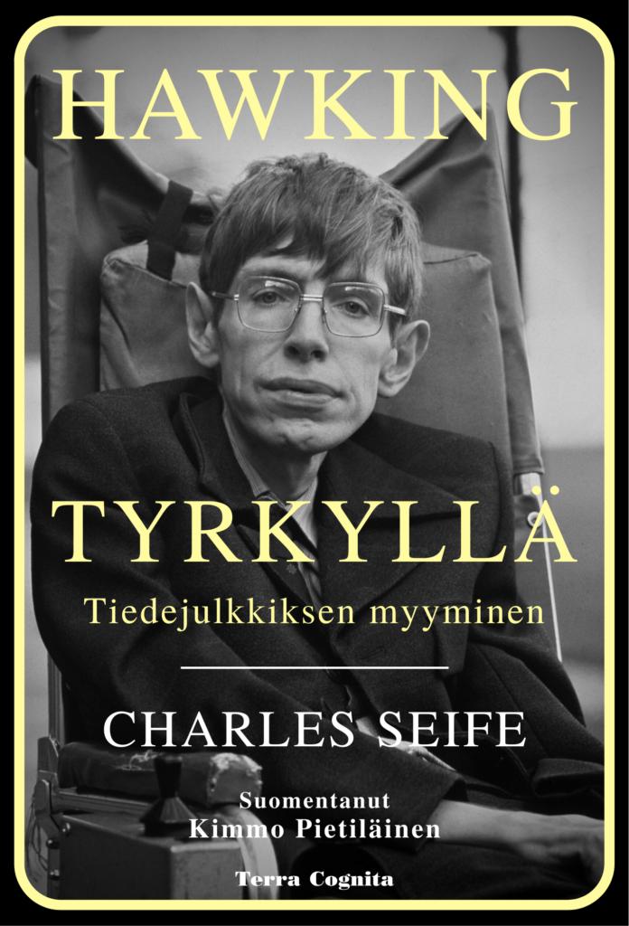 Charles Seife, Hawking tyrkyllä (kansi)